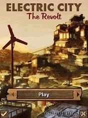 ������������� �����: ��������� (Electric City: The Revolt)