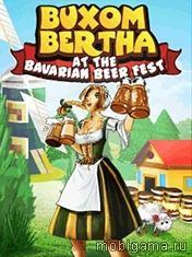 На фестивале пива в Баварии (Buxom Bertha At The Bavarian BeerFest)