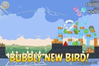 Злые птицы сезоны: Снова в школу (Angry Birds Seasons: Back To School)