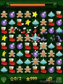 Взрыв самоцветов: Рождество (Jewel Explosion Xmas)