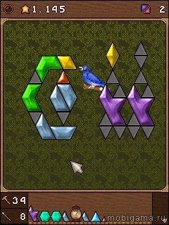 Волшебный Танграм (Magic Inlay)