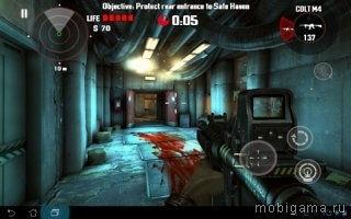 Отстрел мертвяков (Dead Trigger)