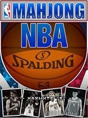 NBA Mahjong иконка