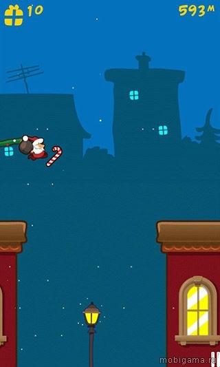Санта мчится 2 (Santa Dash 2)