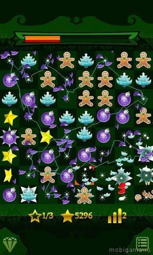 Взрыв самоцветов: Рождество (Jewel Explosion: Xmas)
