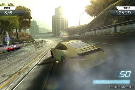 Need for speed™ most wanted v. 1. 3. 71 android скачать.