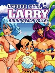 Leisure Suit Larry: Bikini Beach Volley иконка