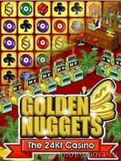 Golden Nuggets: The 24Kt Casino иконка