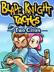 Blade Knight Tactics: Two Cities иконка