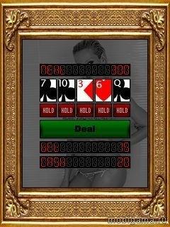 Sandy's Sехy Video Poker