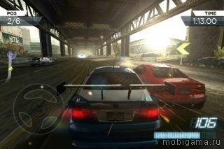 Жажда скорости: Разыскиваемый (Need for Speed: Most Wanted)
