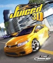 Juiced 3D иконка