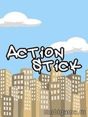 Action Stick иконка