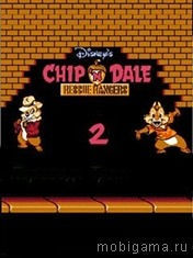 ��� � ���� 2: ��������� - ��������� (Chip and Dale 2: Rescue Rangers)