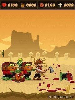 Охота на зомби (Zombie Chase)