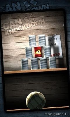 Разбей (Can Knockdown)