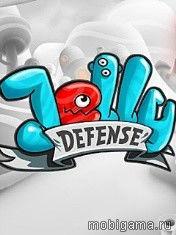 Желейная оборона (Jelly Defense)