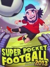 Супер карманный футбол 2013 (Super Pocket Football 2013)