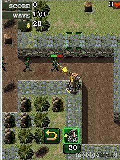 Защита бункера 2 (Defend The Bunker 2)