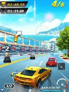 ����� 2: ���� ����� �� �������� ������ (GT Racing 2: The Real Car Experience)