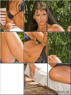 Помогите найти! Пятнашки бикини (Help Wanted! Slider Bikini)