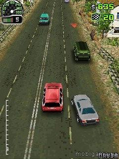 R.U.S.H. Мощная гонка (R.U.S.H. Power Race)