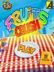 ���� ������ (Fruits Crush)