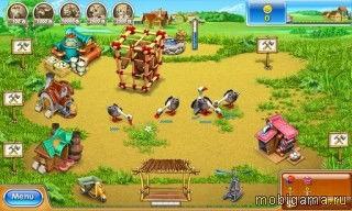 Веселая ферма 3 (Farm Frenzy 3)