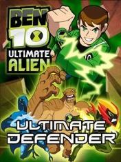 ��� 10 ����������: ��������� �������� (Ben 10 Ultimate Alien: Ultimate Defender)