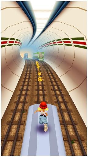 Тоннельные серферы (Subway Surfers)