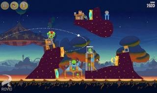 Злые птицы сезоны: Абра-ка-бекон (Angry Birds Seasons: Abra-Ca-Bacon)