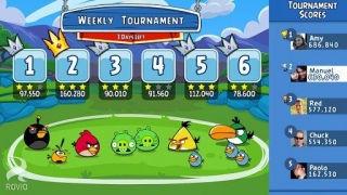 Злые птицы: Друзья (Angry Birds: Friends)