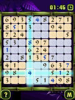 Супер судоку + Touch Screen (Super Sudoku + Touch Screen)