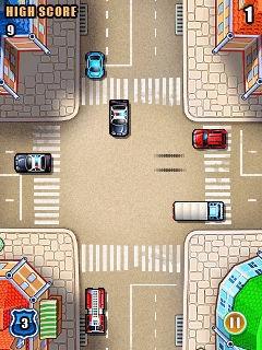 Дорожный патруль (Traffic Patrol)