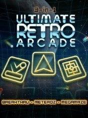 Ретро аркады 3 в 1 (3 in 1 Ultimate Retro Arcade)