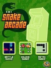 ������: ������ (Snake: Arcade)