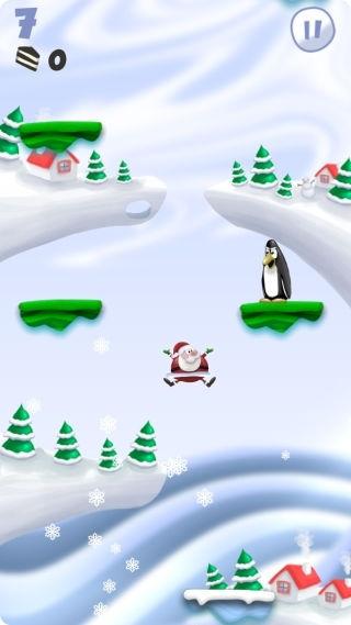 ���������� ������ (Santa Jump)