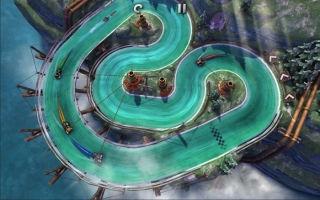 Скользкие гонки (Slingshot Racing)