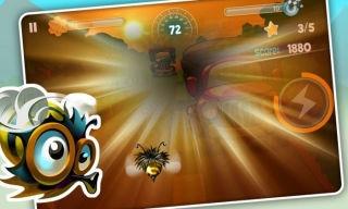 Гонки шмелей (Bumblebee Race)