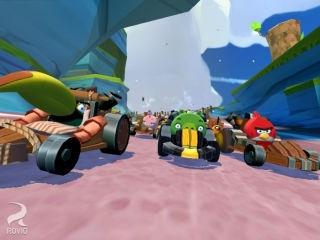 Злые птицы, вперед! (Angry Birds: Go!)