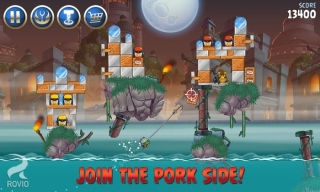 ���� �����: �������� ����� 2 (Angry Birds: Star Wars II)