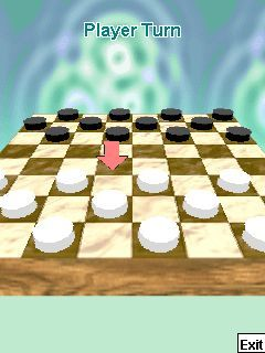����� 3D (Checkers 3D)