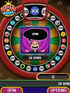 Играй и выигрывай (Spin and Win)