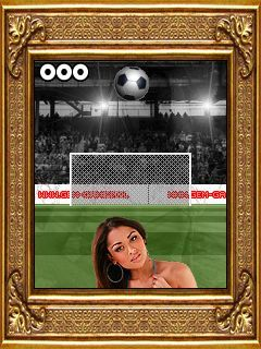 Топлесс футбол (Topless Soccer)