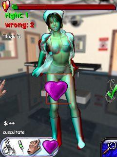 �������� ��������� ����� 3D (Naughty Manga Nurse 3D)