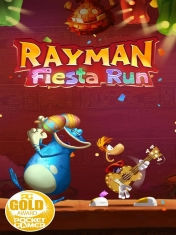 ������: ��� �� ������ (Rayman: Fiesta Run)