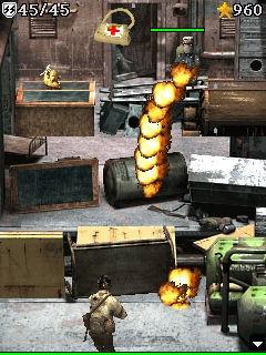 Линия Огня 2 (Edge of Fire II)
