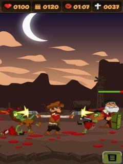 Охота на зомби 2 (Zombie Chase 2)