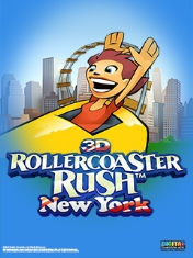 ������������ ����� ���-����� (3D Rollercoaster Rush: New York)