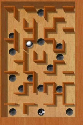 3D �������� (aTilt 3D Labyrinth)